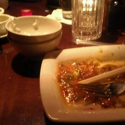 Photo taken at P.F. Chang's by Ryan S. on 12/11/2011