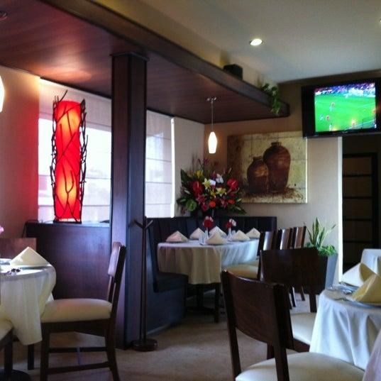Photo taken at El Rincon Del Angus by Manuel L. on 8/19/2012