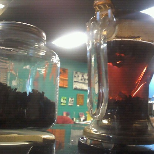 Photo taken at Mocha Vida Cafe by Paola A. on 11/9/2011