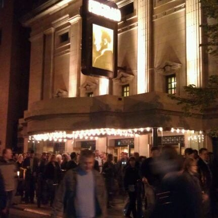 Photo taken at Fitzgerald Theater by Erin L. on 4/28/2012