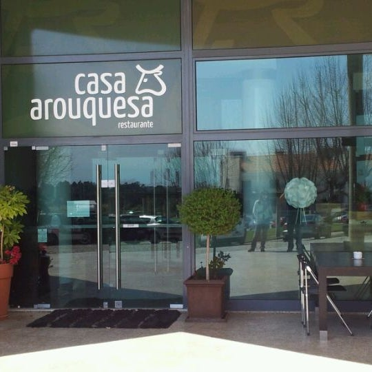Photo taken at Restaurante - Casa Arouquesa by PortugalCNFDTL on 3/28/2012