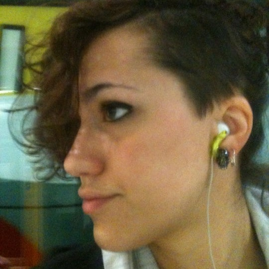 Photo taken at Metro Rivoli (M1) by Sofia I. on 4/3/2012