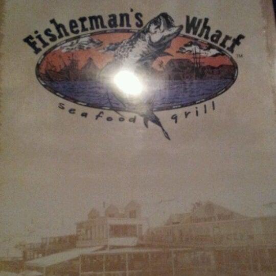 Photo taken at Fisherman's Wharf by Debbie L. on 5/28/2012