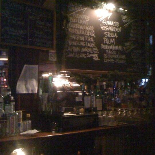 Photo taken at Bleecker Street Bar by Juan S. on 4/27/2012