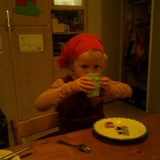 Photo taken at Breakfast Table by Elza v. on 11/14/2011