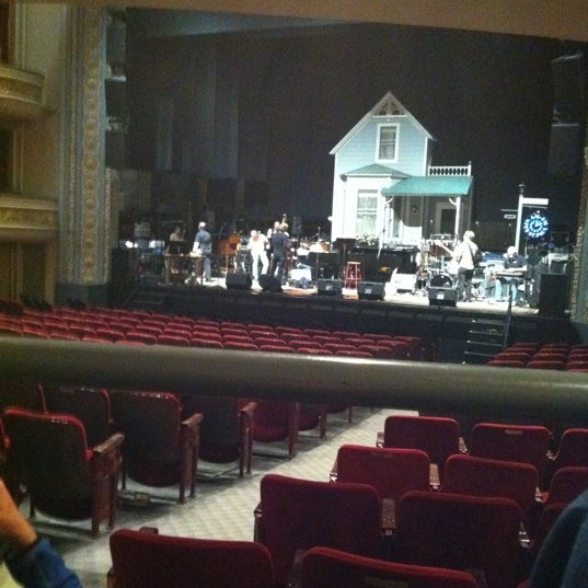 Photo taken at Fitzgerald Theater by Charlie M. on 9/17/2011