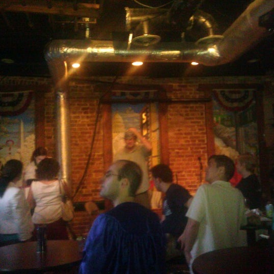 Photo taken at Solly's U Street Tavern by Luis D. on 6/28/2012