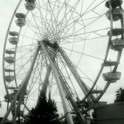 Photo taken at Ferris Wheel At The Pike by Alissa on 1/16/2012