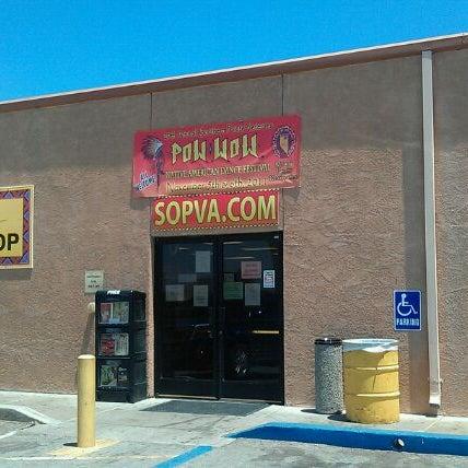 Photo taken at Moapa Paiute Travel Plaza / Chevon Gas by Cody L. on 6/11/2011