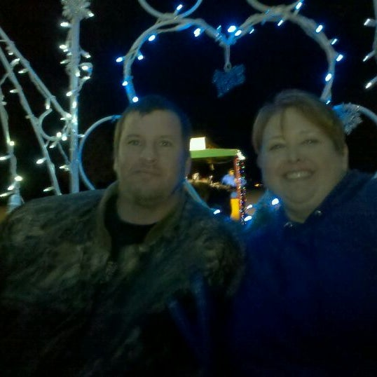 Photo taken at Starry Nights by Christie J. on 12/20/2011
