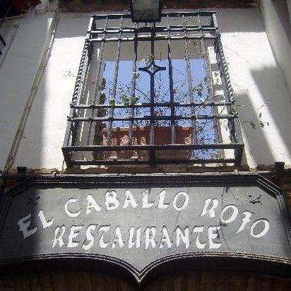 Photo taken at Restaurante El Caballo Rojo by Córdoba on 10/20/2011