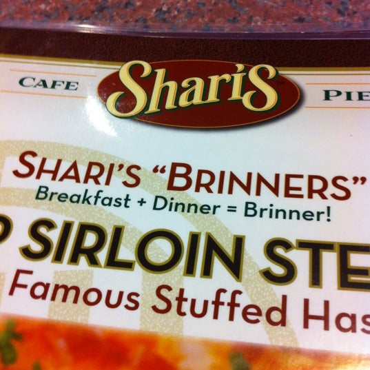 Photo taken at Shari's Restaurant by GB B. on 6/14/2012