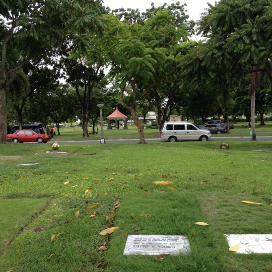 Photo taken at Manila Memorial Park by Councilor Boggs R. on 6/17/2012