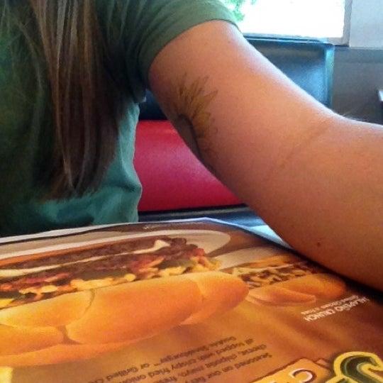 Photo taken at Steak 'n Shake by Brianna W. on 8/15/2012