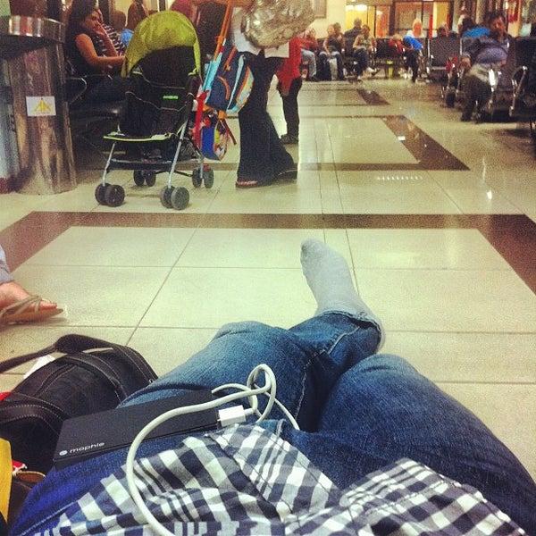 Photo taken at Dabolim Goa International Airport (GOI) by Murzillah A. on 3/3/2012