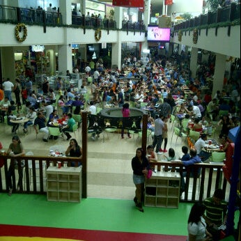 Photo taken at Food Court Terramall by Rolando F. on 12/4/2011