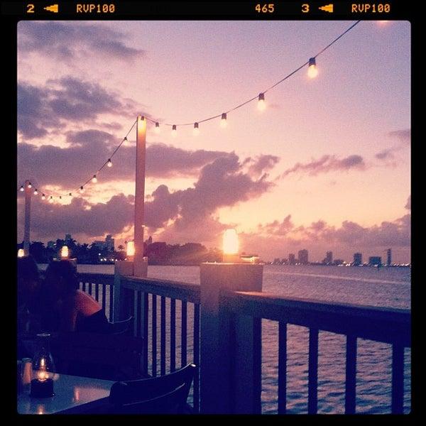Photo taken at The Standard Spa, Miami Beach by Jenn L. on 11/14/2011