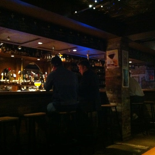 Photo taken at Novare Res Bier Cafe by Christian C. on 12/8/2011