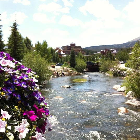 Photo taken at Breckenridge Ski Resort by John C. on 7/30/2011