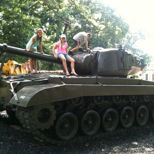 Photo taken at Cantigny Park by @WstngTme2 on 7/31/2011