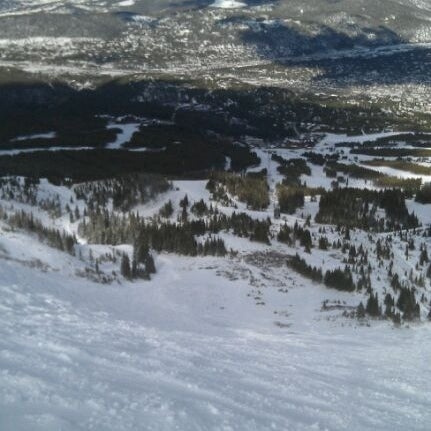 Photo taken at Breckenridge Ski Resort by Matt L. on 4/16/2012