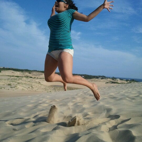 Photo taken at Jockey's Ridge State Park by Shyann R. on 6/13/2012