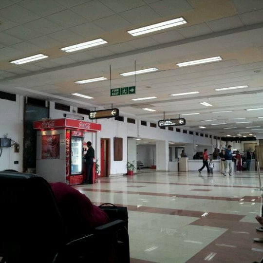 Photo taken at Netaji Subhash Chandra Bose International Airport (CCU) by Shino Z. on 1/21/2012