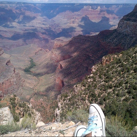 Photo taken at Grand Canyon National Park by Christina K. on 8/31/2012