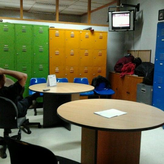 Photo taken at Studio 4 RCTI by Mishu A. on 8/31/2012