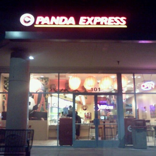 Photo taken at Panda Express by Clayton W. on 12/30/2011