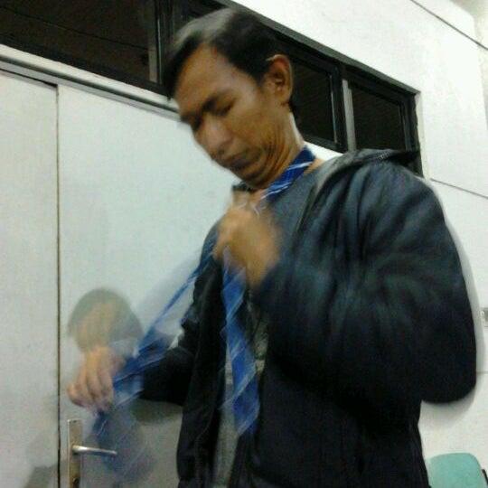 Photo taken at BBC WILDZONE - Studio 1 RCTI by Bambang P. on 1/15/2012