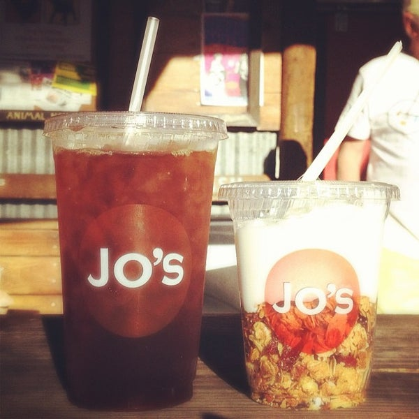 Photo taken at Jo's Coffee by Happy M. on 9/10/2012