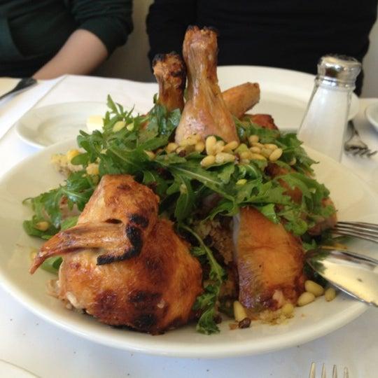 Zuni cafe new american restaurant in san francisco for American cuisine in san francisco