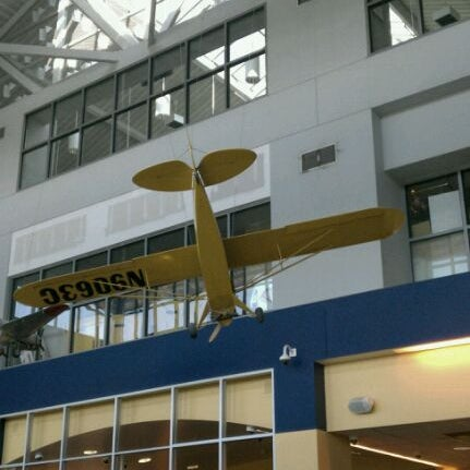 Photo taken at Westchester County Airport (HPN) by David H. on 9/2/2011