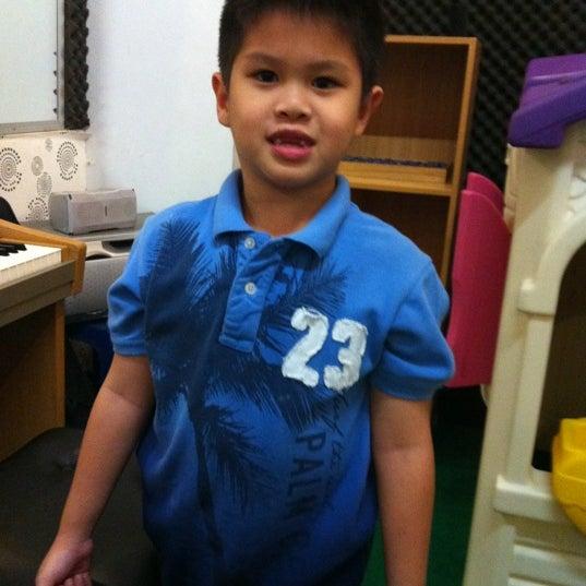 Photo taken at B-star-Music School by Modzillaz T. on 3/23/2012