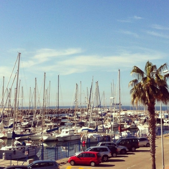 Photo taken at Port de Tarragona by Antonella M. on 5/10/2012