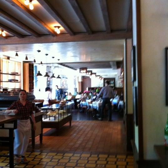 Photo taken at Maialino by Emmanuel C. on 5/17/2012