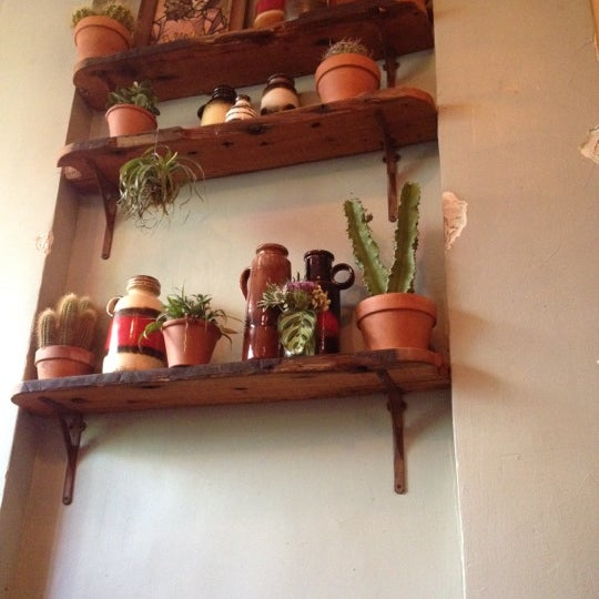 Photo taken at Vinegar Hill House by Meryl C. on 6/3/2012