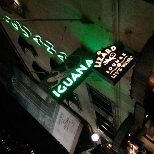 Iguana Restaurant Nyc Menu