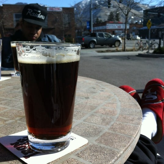 Photo taken at Iron Horse Brew Pub by Asher Roth on 3/9/2012