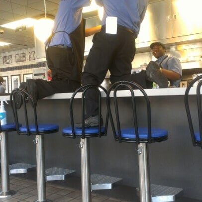 Photo taken at Waffle House by Syon on 6/24/2012