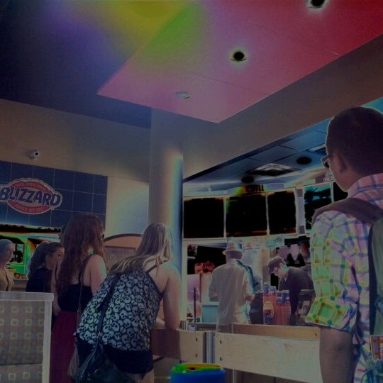 Photo taken at Dairy Queen by Kate H. on 6/19/2012