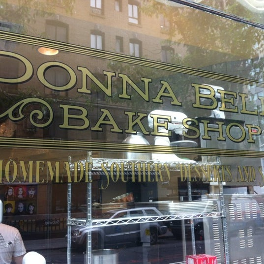 Donna Bell S Bakeshop Bakery In New York