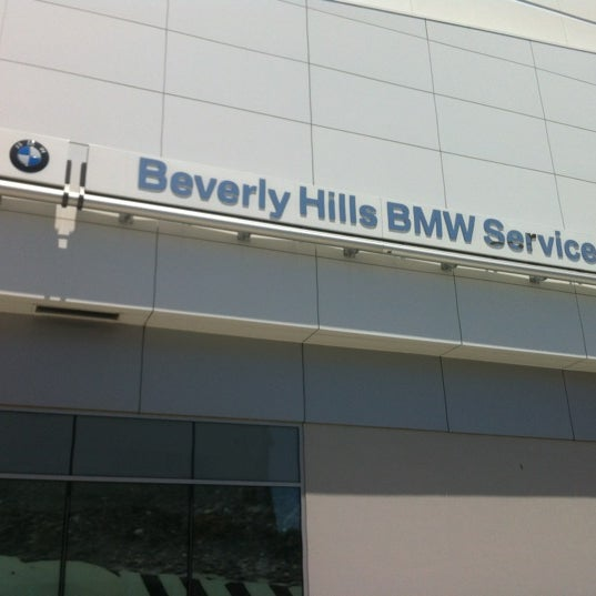 Photo taken at BMW of Beverly Hills Service Department by Boris B. on 8/1/2012