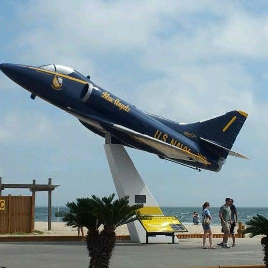 Photo taken at USS Lexington Museum On The Bay by Rachel N. on 3/14/2012