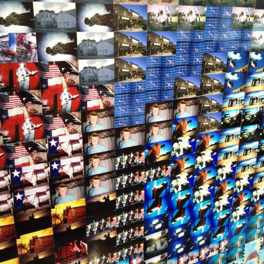 Photo taken at Lomography Gallery Store Austin by Reid B. on 6/15/2012