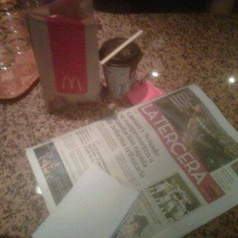 Photo taken at McDonald's by Samuel B. on 5/3/2012