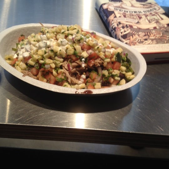 Photo taken at Chipotle Mexican Grill by Karl M. on 6/7/2012