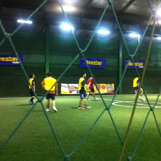 Photo taken at SD Indoor Soccer by Nut ^. on 5/16/2012