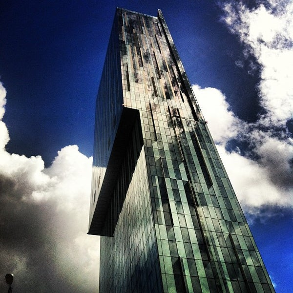 Hilton Manchester Deansgate City Centre 32 Tips